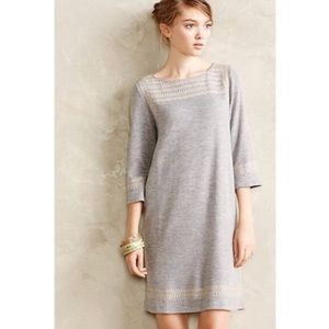 Anthropologie Anstice Tunic Dress